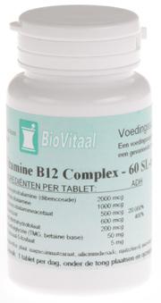 itamine B12+ Complex van Biovitaal