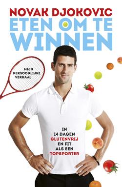 Eten om te winnen - Novak Dojokovic