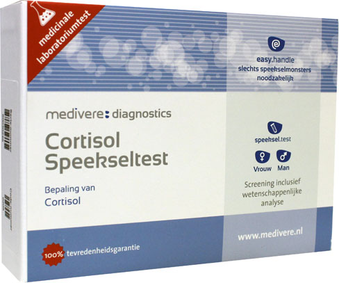 Cortisol speekseltest