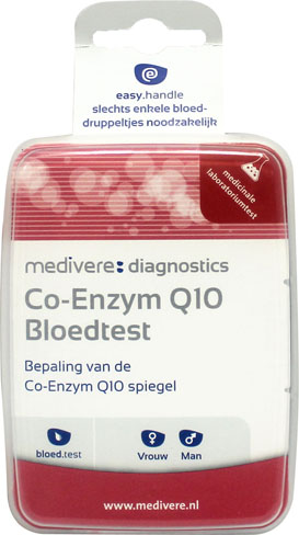 Co-Enzym Q10 bloedtest