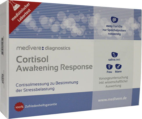 Cortisol Awaking Respons speekseltest (CAR)