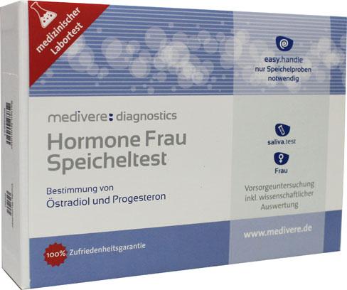 Hormonen Vrouw Basis speekseltest (oestradiol, oestriol, Progesteron)