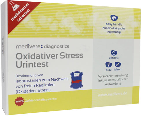 Oxidatieve stress urinetest