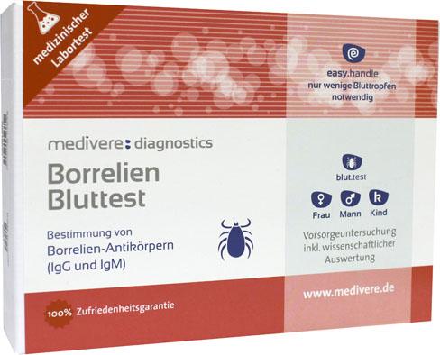 Borrelia Bloedtest