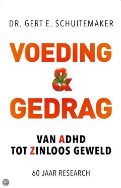Voeding en Gedrag - Gert E. Schuitemaker