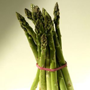 Asperges: glutathionrijke groente