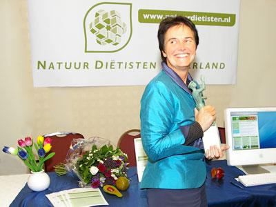 Natuur Diëtisten Nederland logo